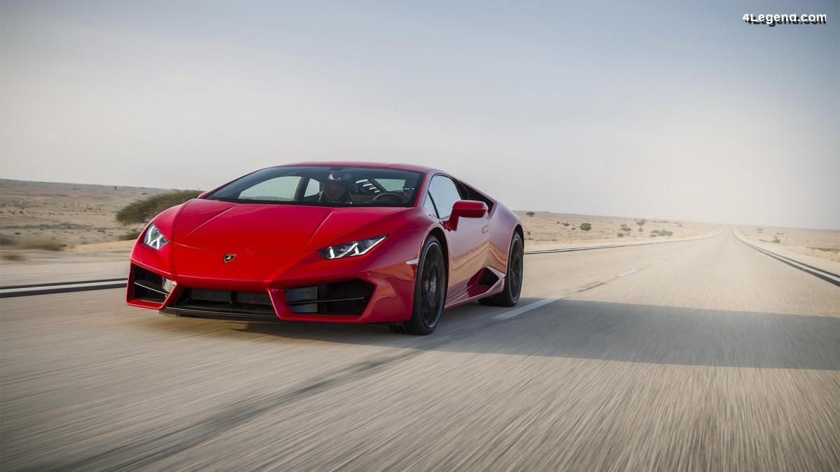 Huracán Days : une expérience client Lamborghini haut de gamme