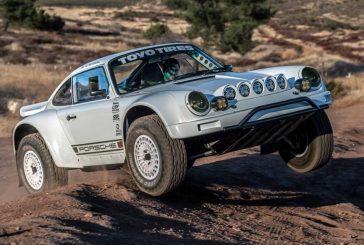 Baja Porsche 911 - Une voiture de rallye en série limitée