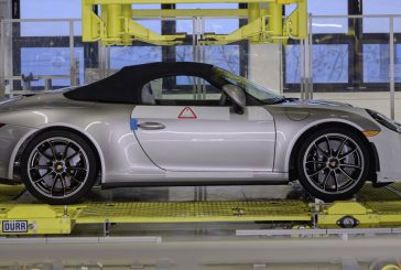 Voici la dernière Porsche 911 type 991 produite : une 911 Speedster