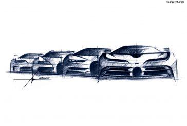 Achim Anscheidt explique la particularité de la philosophie de conception Bugatti