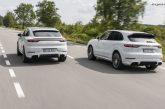 Le pneu Yokohama Advan Sport V105 en première monte sur le Porsche Cayenne