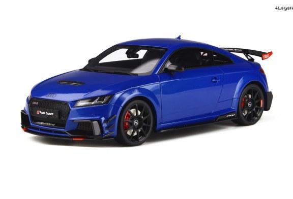 Miniature 1:18 Audi TT RS Performance Parts par GT Spirit