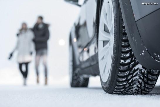 Nouvel étiquetage européen : simplification du choix des pneus hiver pour les consommateurs