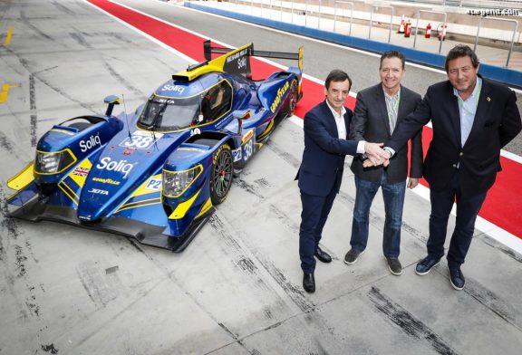 Goodyear devient le fournisseur exclusif des pneus en LMP2 pour le WEC