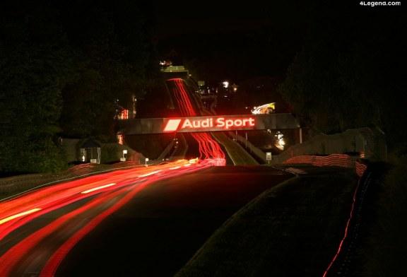 Présentation des pilotes Audi Sport customer racing pour 2020