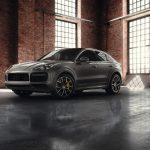 Porsche Cayenne Turbo S E-Hybrid Coupé par Porsche Exclusive Manufaktur
