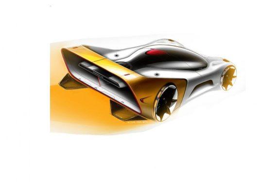 Porsche Le Mans Hypercar Concept - Un engagement aux 24 Heures du Mans?