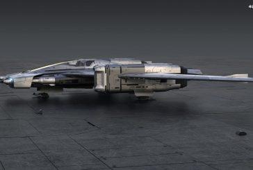 Tri-Wing S-91x Pegasus Starfighter : Porsche et Lucasfilm dévoilent un concept de vaisseau spatial