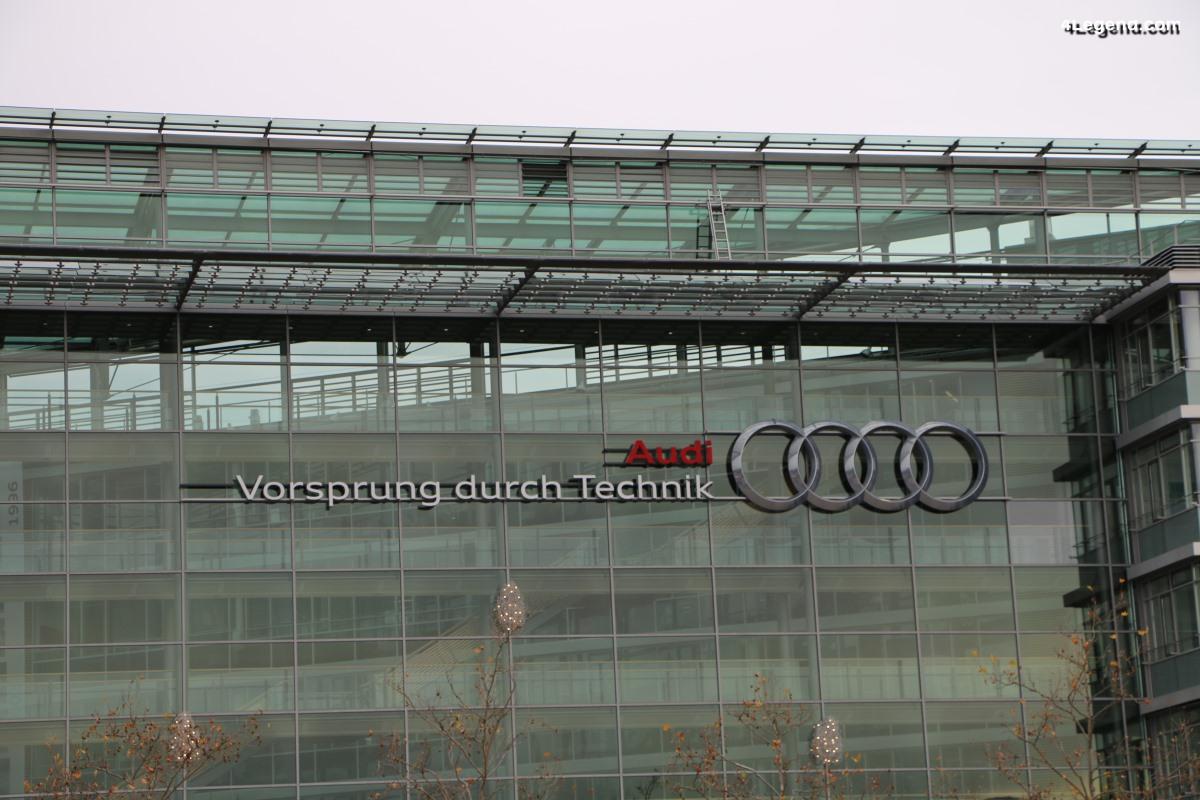 Le programme Audi CO2 fête ses 1 an : réduction de 1,2 t de CO2 par voiture