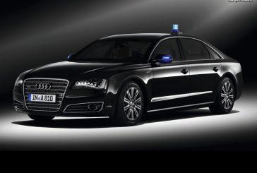 Audi A8 L Security de 2011 - La première déclinaison blindée de l'Audi A8
