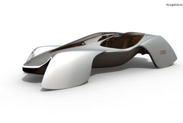 Audi Avatar quattro Concept de 2009