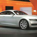 Audi Nuvolari quattro de 2003 – Un concept de GT technologique