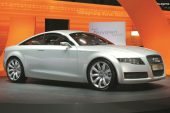 Audi Nuvolari quattro de 2003 - Un concept de GT technologique