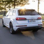 Audi Q7 TFSI e quattro – Deux versions de puissance (456 ch & 381 ch)