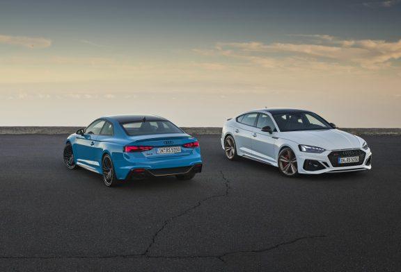 Audi RS 5 Coupé et RS 5 Sportback restylées - Même puissance et plus de technologies
