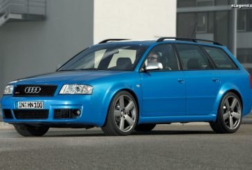 Audi RS 6 plus de 2004 - Un break ultime, fabriqué à 564 exemplaires