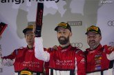 Victoire de Yasser Shahin en Audi Sport R8 LMS Cup en Asie