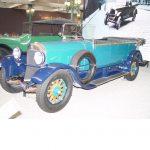 Audi Torpedo Type E 21/78 de 1923