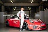 Ayhancan Güven est le nouveau pilote Porsche Junior de la Supercup 2020
