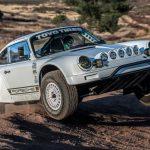 Baja Porsche 911 – Une voiture de rallye en série limitée