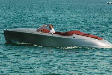 Hermes Speedster - Un bateau inspiré de la Porsche 356 Speedster