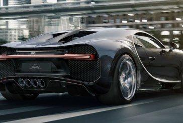 Bugatti Chiron Noire – Un modèle exclusif limité à 20 exemplaires