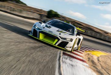 Début des livraisons de l'Audi R8 LMS GT2
