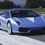 Lamborghini Gallardo Polizia – Des modèles offerts à la Police italienne