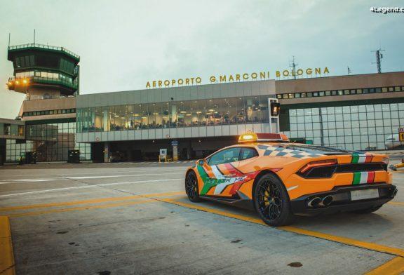 Une nouvelle Lamborghini Huracán RWD
