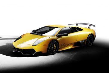 Lamborghini Murciélago LP 670-4 SuperVeloce de 2009 - Produite à 186 exemplaires