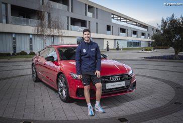 Audi livre des modèles aux joueurs de football du Real Madrid