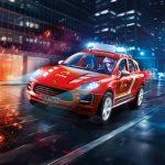 Miniature Playmobil 70277 – Porsche Macan S pompier