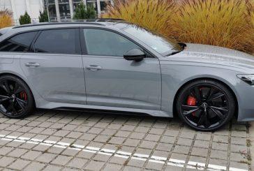 L'Audi RS 6 Avant élue meilleure