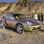 Rinspeed Bedouin de 2003 – Une Porsche 911 turbo modulable et offroad