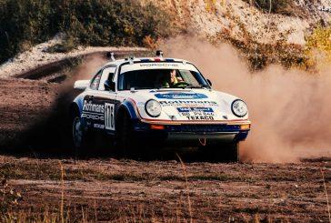 Top 5 des Porsche de rallye présentées par Walter Röhrl