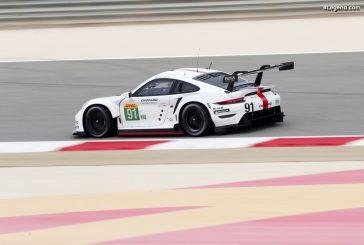 WEC - Porsche décroche une double pole à la dernière course de l'année