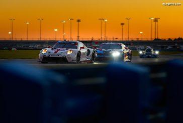 24H Daytona 2020 - Les deux Porsche 911 RSR ont conservé leur avance toute la nuit