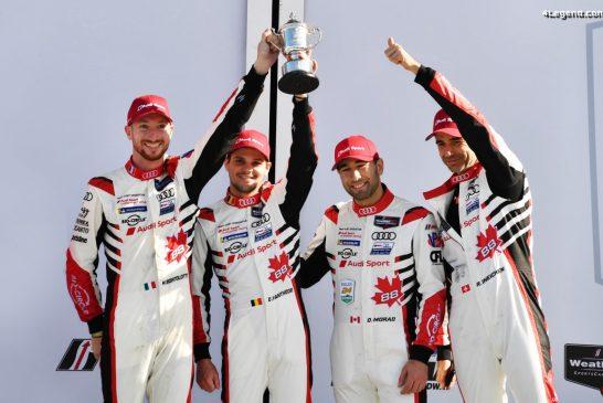 24H Daytona 2020 - Podiums pour Audi Sport