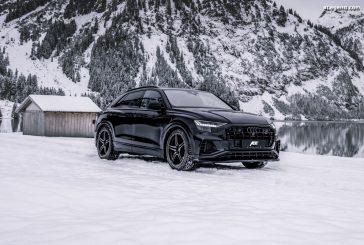 Pack aérodynamique pour l'Audi SQ8 par ABT Sportsline