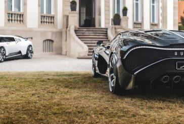 En 2020, Bugatti va présenter de nouveaux modèles spéciaux