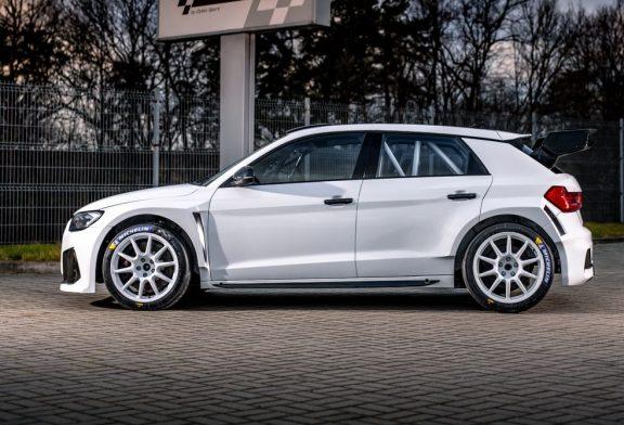 Audi A1 Proto par Dytko Sport : quattro et 370 ch pour le rallye