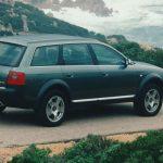 Audi allroad quattro concept de 1998 – La mère de toutes les allroad