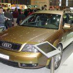 Audi allroad Rinspeed Gasmobil de 2003 – Adaptée pour rouler au gaz naturel