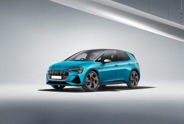Audi e-tron Hatchback - Un projet de compacte électrique