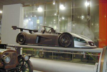 Audi R8R LMP Prototype de 1998 - Le concept préfigurant le R8R de 1999