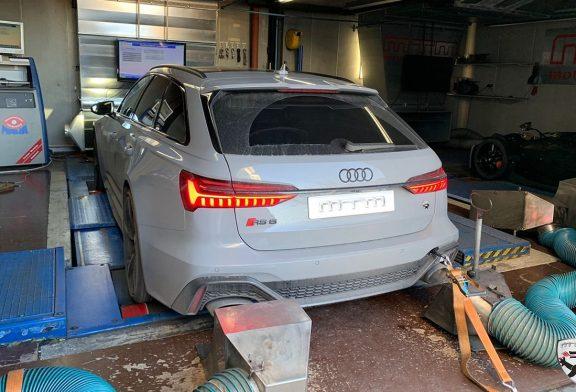 MTM propose 787 ch & 1 030 Nm pour l'Audi RS 6 Avant C8