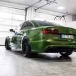 Audi RS 6 berline C7 – Un modèle unique de 770 ch et 1 135 Nm
