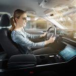 Bosch Virtual Visor – le pare-soleil virtuel du futur
