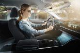 Bosch Virtual Visor - le pare-soleil virtuel du futur