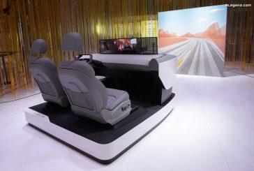 CES 2020 - Audi dévoile de nouveaux concepts d'affichage innovants